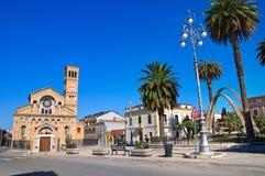 Chiesa del della Fontana di Madonna Torremaggiore La Puglia L'Italia Fotografia Stock