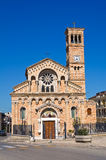Chiesa del della Fontana di Madonna Torremaggiore La Puglia L'Italia Immagini Stock Libere da Diritti