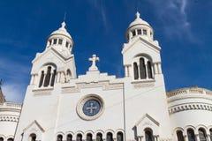 Chiesa del Evangelical di Waldensian fotografie stock