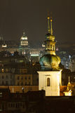 Chiesa del Gallus della st (Havel) a Praga Fotografia Stock Libera da Diritti