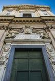 Chiesa del Gesù e dei Santi Ambrogio e Andrea Royalty Free Stock Photos