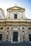 Chiesa del Gesù e dei Santi Ambrogio e Andrea Stock Photo