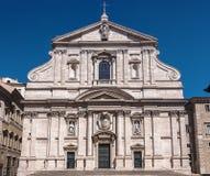 Chiesa del Gesà ¹ στοκ εικόνες με δικαίωμα ελεύθερης χρήσης