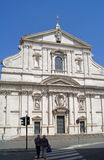 Chiesa Del Gesu, Il Gesu Fotografia Royalty Free