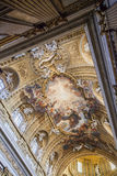 Chiesa del Gesu in Rome, Italy Stock Photography