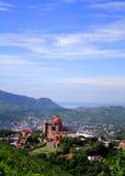 Chiesa del guanajuato immagini stock libere da diritti