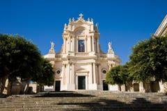 Chiesa del John del san, briciole, Sicilia Immagini Stock