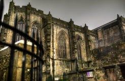 Chiesa del maleducato santo Fotografia Stock