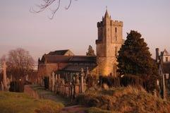 Chiesa del maleducato santo, Stirling fotografia stock libera da diritti