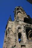 Chiesa del memoriale di Berlino Immagini Stock