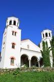 Chiesa del monastero di Klisurski immagini stock libere da diritti