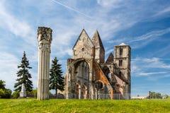 Chiesa del monastero di Premontre del mbék del ¡ di Zsà Fotografia Stock