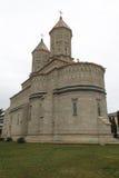 Chiesa del monastero di Trei Ierarhi Immagini Stock