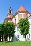 Chiesa del monastero Herzogenburg Immagini Stock Libere da Diritti