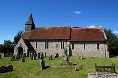 Chiesa del Nicholas del san, Lavant Fotografia Stock Libera da Diritti