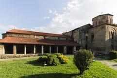 Chiesa del ohrid Repubblica Macedone Europa della st Sofia Fotografia Stock