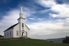 Chiesa del paese Immagini Stock Libere da Diritti