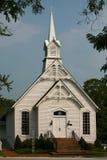 Chiesa del paese fotografie stock