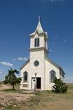 Chiesa del paese Fotografie Stock Libere da Diritti
