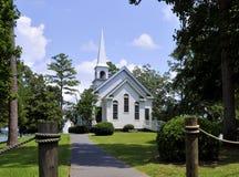 Chiesa del porto Immagini Stock Libere da Diritti