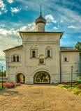 Chiesa del portone Fotografie Stock