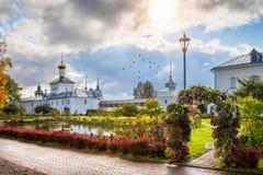 Chiesa del portone di Nikolsky Fotografia Stock Libera da Diritti