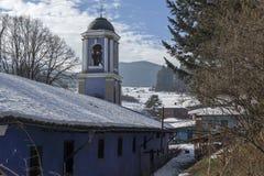 Chiesa del presupposto di vergine Maria in città storica di Koprivshtitsa, Sofia Region Fotografia Stock Libera da Diritti