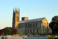 Chiesa del priore di Bridlington Fotografia Stock