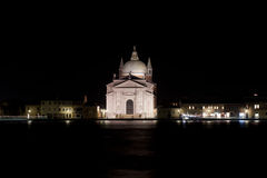 Chiesa Del przy Giudecca Wyspą Redentore Obrazy Royalty Free