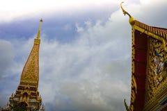 Chiesa del pubblico della pagoda immagini stock