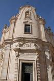 Chiesa del Purgatorio, Matera Imagem de Stock Royalty Free