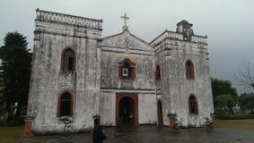 Chiesa del rankin di Taiwan pingtung immagine stock libera da diritti