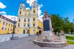 Chiesa del ` s di Basilika St Michael Fotografia Stock