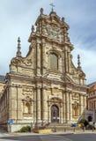 Chiesa del ` s di St Michael, Lovanio, Belgio Fotografie Stock