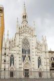 Chiesa del sacro cuore del suffragio, Ρώμη, Ιταλία Στοκ φωτογραφία με δικαίωμα ελεύθερης χρήσης