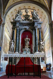 Chiesa del san Euphemia, Rovigno, Croazia Immagine Stock Libera da Diritti