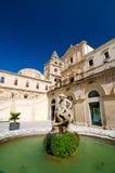 Chiesa del san Francis Immaculate nel Noto, Sicilia, Italia Immagine Stock Libera da Diritti