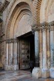 Chiesa del Sepulcher santo Fotografia Stock Libera da Diritti