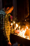 Chiesa del Sepulchre santo Fotografia Stock Libera da Diritti