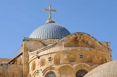 Chiesa del Sepulchre santo Immagini Stock Libere da Diritti