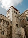 Chiesa del Sepulchre santo Fotografia Stock