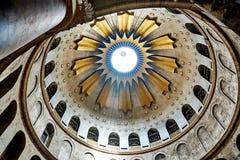 Chiesa del Sepulchre santo a Gerusalemme Immagini Stock Libere da Diritti