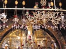 Chiesa del Sepulchre santo, Gerusalemme Fotografia Stock Libera da Diritti