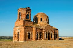 Chiesa del Surb santo Karapet Fotografie Stock