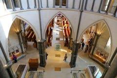 Chiesa del tempiale a Londra Immagini Stock