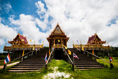 Chiesa del tempio immagine stock