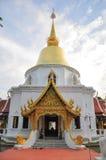 Chiesa del tempio della Tailandia Immagine Stock