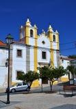 Chiesa del terzo ordine e della lampada immagine stock