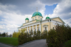 Chiesa del Transfiguration Fotografie Stock Libere da Diritti