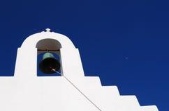 Chiesa del Whitewash Fotografia Stock Libera da Diritti